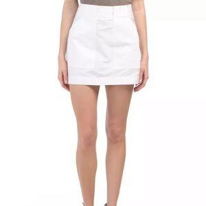 NWT-rag&bone wades white skirt